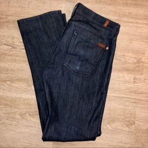 Seven For All Mankind -Floyd Jeans. Bootcut. 34